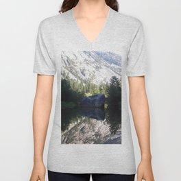Mirror Lake Unisex V-Neck