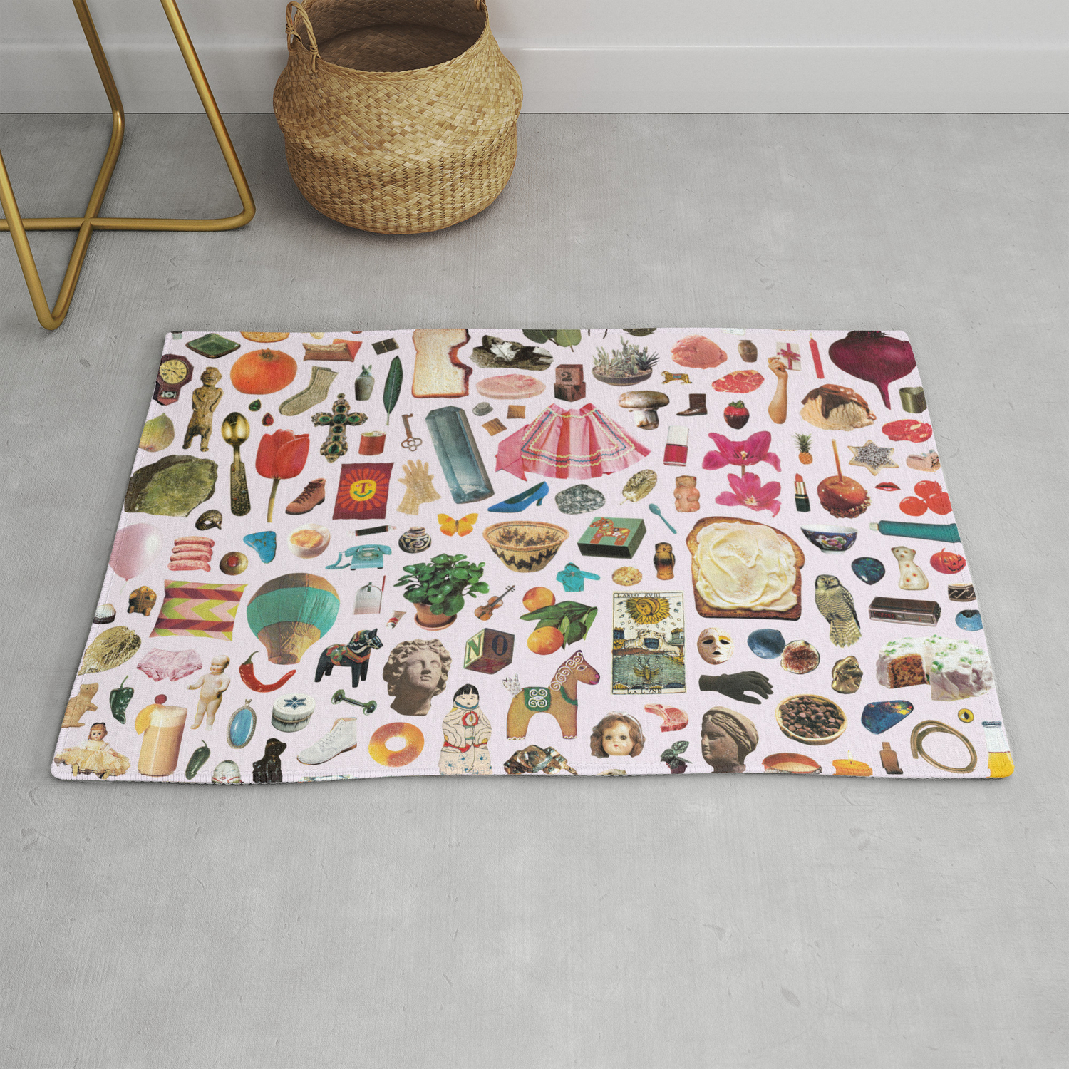Catalogue Rug By Bethhoeckelcollage