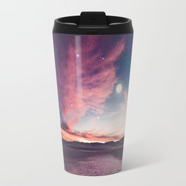 Moon gazing Travel Mug