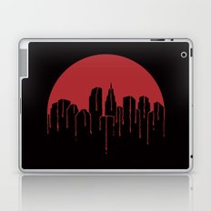 Blood City Laptop & iPad Skin