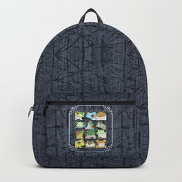 Frogs Backpack
