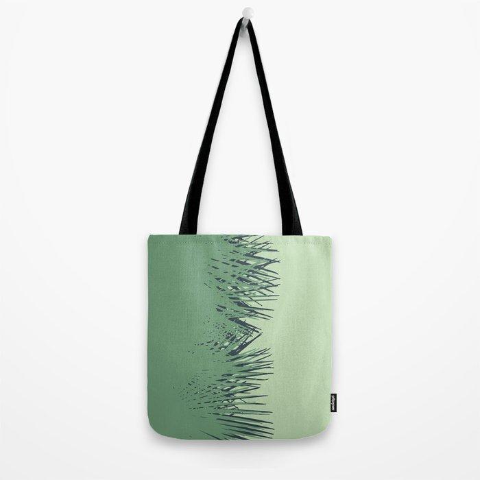 Cuban Palm Tote Bag