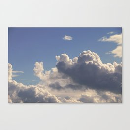 Clouds of Heaven Canvas Print