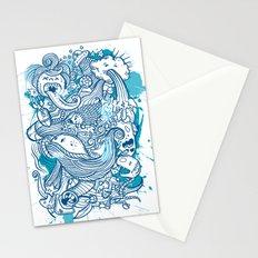 Random Doodle Stationery Cards
