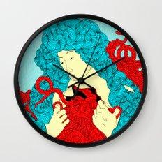 Heian II Wall Clock
