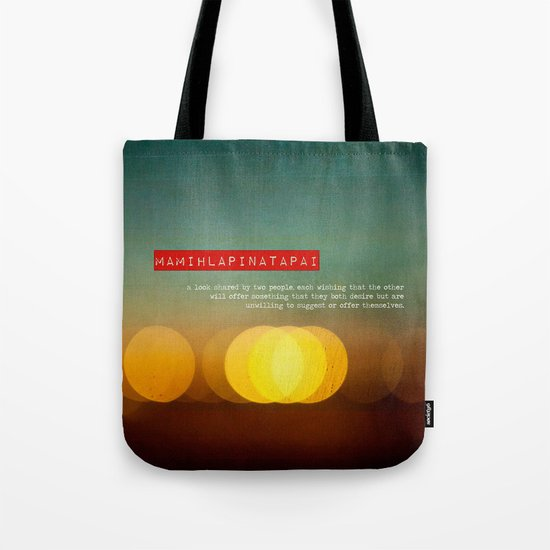 Twitterpatted  Tote Bag