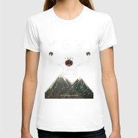 yeti T-shirts featuring Yeti by Artificial primate
