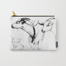 goats sk124 Carry-All Pouch