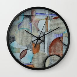 In The Round Wall Clock