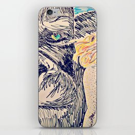 Kong for the Mikes iPhone Skin