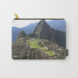 Machu Picchu Carry-All Pouch