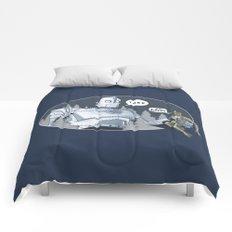 The Giant & Groot Comforters