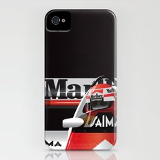 Niki Lauda, McLaren MP4/2 TAG Porsche, 1984 Slim Case iPhone (4, 4s)