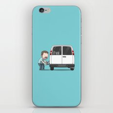 Family Car Sticker iPhone & iPod Skin