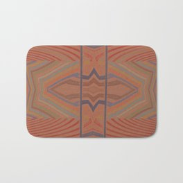 In My Tribe (Paprika) Bath Mat