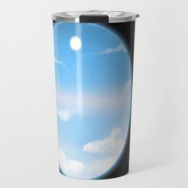World Within Me - Blue Travel Mug