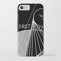 metropolis iPhone & iPod Cases featuring Metropolis by Federico Leocata LTD