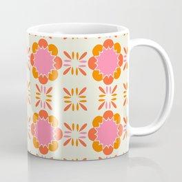 Sixties Tile Coffee Mug