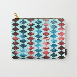 Space Diamonds Carry-All Pouch