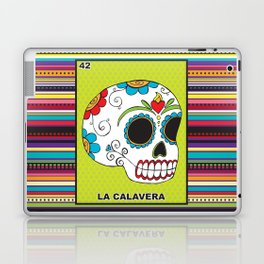 La Calavera Laptop & iPad Skin