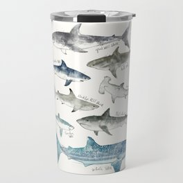 Sharks Travel Mug