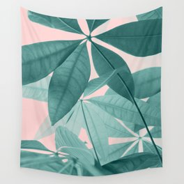 Pachira Aquatica #5 #foliage #decor #art #society6 Wall Tapestry