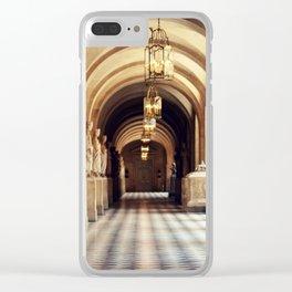 Paris - Inside Versailles Clear iPhone Case