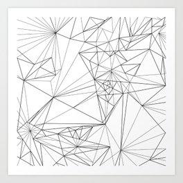 Tranguine Dream No.7 Art Print