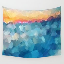 Some Faraway Beach Wall Tapestry