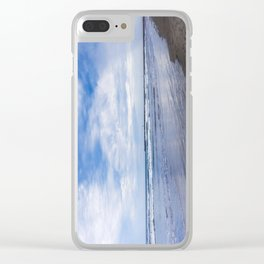 Life's a Beach Clear iPhone Case