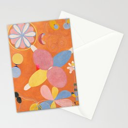 Hilma af Klint ,The Ten Largest, No. 4, Youth Stationery Cards