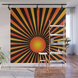 Sun 236 Wall Mural