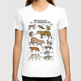 Wildcats of the Americas T-shirt