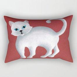 Maddie Girl Rectangular Pillow