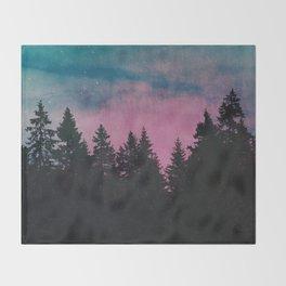 Breathe This Air Throw Blanket