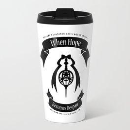 """Madoka Magica - """"When Hope Becomes Despair"""" Ver.1 Travel Mug"""