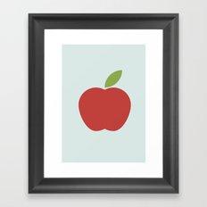 Apple 15 Framed Art Print
