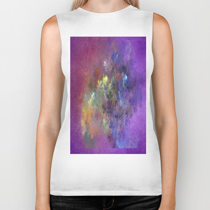 Riot of Colour Biker Tank