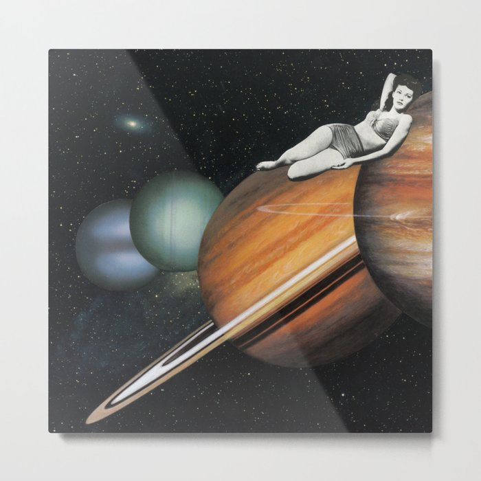 When the Planets Align Metal Print