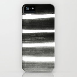 Shades of Gray iPhone Case