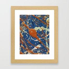 Paint#2 Framed Art Print