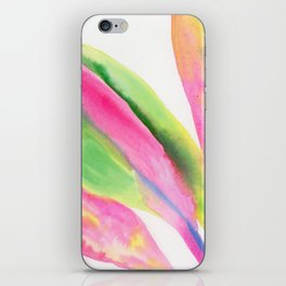 Dreaming of Ti Leaves iPhone Skin
