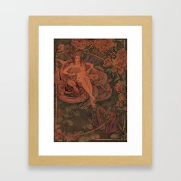 Bolero Framed Art Print