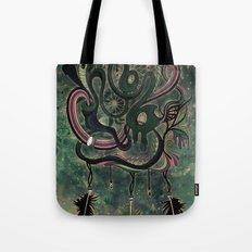 The Dream Catcher: Old Hag's Bane Tote Bag