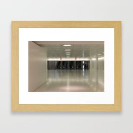 brookfield place Framed Art Print
