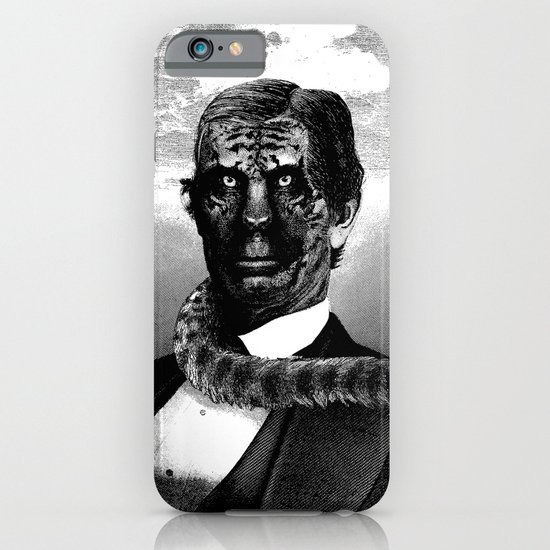 CATMAN iPhone & iPod Case