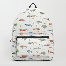 Fishing Lures Backpack