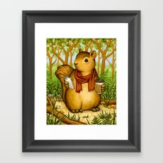 Everywhere I Look... Framed Art Print