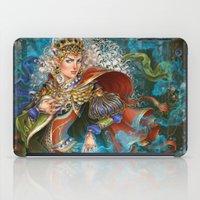 berserk iPad Cases featuring Elven sorceress by DiMary
