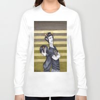 homestuck Long Sleeve T-shirts featuring SolKat by Sprat